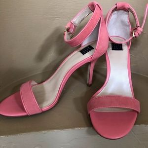 White House Black Market Ankle Strap Sandals
